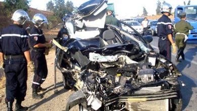 Photo of وفاة 17 شخصا و إصابة 491 آخرين بجروح في حوادث المرور خلال الـ48 ساعة الأخيرة