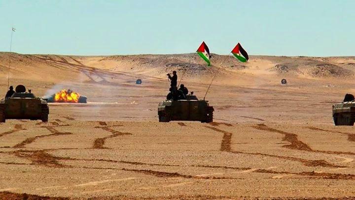 Photo of هجمات جديدة للجيش الصحراوي ضد تخندقات قوات الإحتلال المغربي