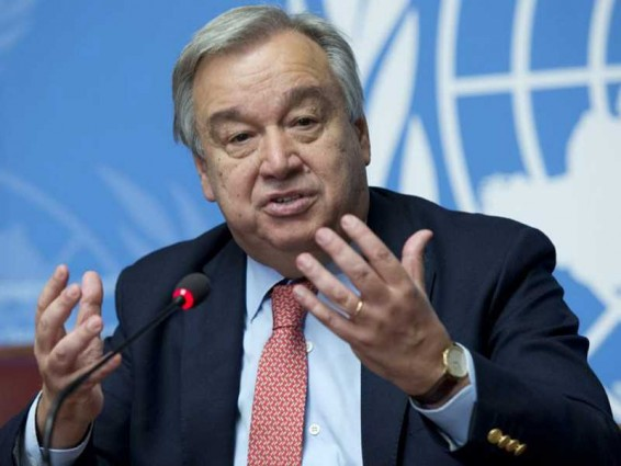 Photo of تعيين غوتيريس أمينًا عامًا للأمم المتحدة لفترة ثانية