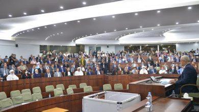 Photo of المجلس الشعبي الوطني يفتتح دورته التشريعية التاسعة وينتخب إبراهيم بوغالي رئيسًا جديدًا له