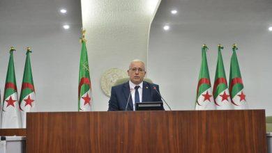 Photo of إنتخاب إبراهيم بوغالي رئيسًا جديدًا للمجلس الشعبي الوطني