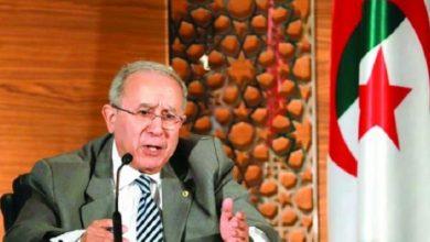 Photo of لعمامرة يُؤكد أهمية العمل الاستشرافي في السياسة الخارجية الجزائرية وعلى أولوياتها