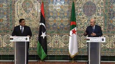 Photo of رئيس الجمهورية: الجزائر على استعداد لدعم الشقيقة ليبيا في حلحلة بعض المشاكل المطروحة