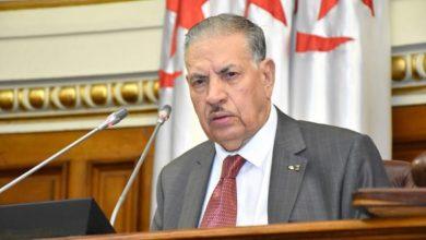 Photo of رئيس مجلس الأمة يُهنئ إبراهيم بوغالي إثر انتخابه رئيسًا للمجلس الشعبي الوطني