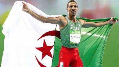 Photo of Algerian runner Taoufik Makhloufi announces that he will not participate in Olympic Games in Tokyo
