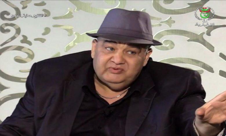 """Photo of الممثل الكوميدي فريد قسايسية الملقب فنيا بـ """"فريد الروكور""""في ذمة الله"""