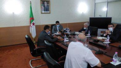Photo of وزير النقل يجتمع بالمستثمرين الخواص في مجال الطيران المدني و النقل البحري