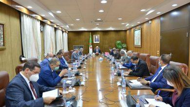 Photo of مكتب المجلس الشعبي الوطني يعقد إجتماعًا مُوسعًا لرؤساء المجموعات البرلمانية