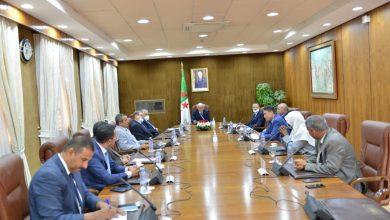 Photo of انعقاد أول اجتماع لمكتب المجلس الشعبي الوطني للفترة التشريعية التاسعة