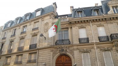 """Photo of Algerian ambassador to France files lawsuit against """"Reporters Without Borders"""""""