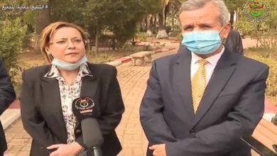 Photo of وزيرة التضامن تُؤكد على أهمية التلقيح والالتزام بالتدابير الاحترازية لمجابهة فيروس كورونا