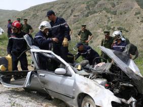 Photo of وفاة 33 شخصًا وإصابة 492 آخرين في حوادث مرور خلال الـ48 ساعة الأخيرة
