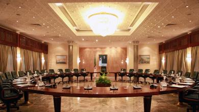 Photo of الوزير الأوّل وزير المالية السيّد أيمن عبد الرحمان يترأس اجتماعًا للحكومة