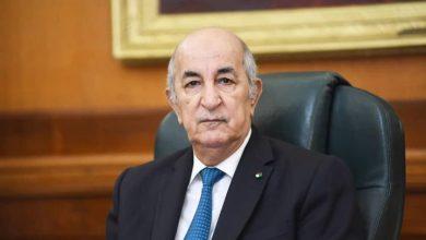 Photo of le Président de la république félicite les champions d'Algérie