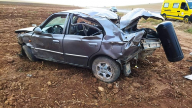 Photo of Civil Protection: Twenty injured in traffic accident in Chettia in province of State