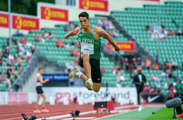 Photo of الألعاب الأولمبية / ألعاب القوى : الجزائري تريكي يتأهل لنهائي مسابقة القفز الثلاثي
