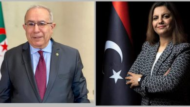 Photo of FM Lamamra discusses by phone with Al-Mangoush prospects for peaceful settlement of Libya crisis