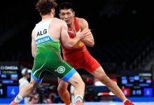 Photo of الألعاب الأولمبية: الجزائري سيد عزارة يقصى في المنازلة الاستدراكية اختصاص المصارعة الاغريقية الرومانية