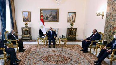 Photo of لعمامرة يُستقبل من طرف الرئيس المصري عبد الفتاح السيسي