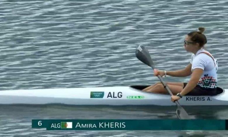 Photo of أولمبياد-2020: إقصاء الجزائرية خريس في الدور ربع النهائي  من سباق القارب الأحادي في الكياك (500 متر)