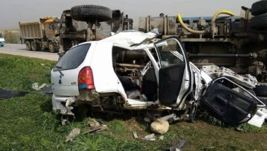 Photo of 17 people died and 518 others injured in traffic accidents in last 72 hours