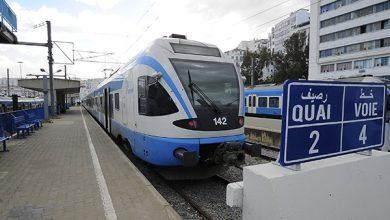 Photo of Suspension du transport ferroviaire sur les lignes de banlieues et les lignes inter-villes durant ce week-end