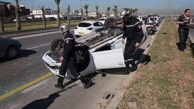 Photo of حوادث المرور: وفاة 32 شخصا وإصابة أزيد من 1400 آخرين خلال أسبوع