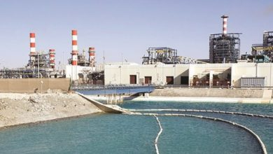 Photo of Bousmail seawater desalination plant enters service end of October