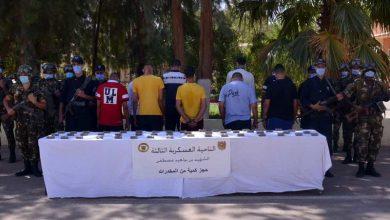 Photo of Douze éléments de soutien au terrorisme et 37 narcotrafiquants arrêtés en une semaine
