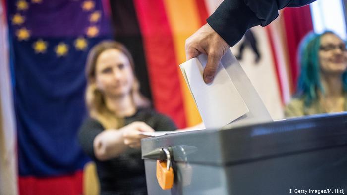 Photo of ألمانيا/تشريعيات: انطلاق عملية التصويت لاختيار خليفة أنجيلا ميركل