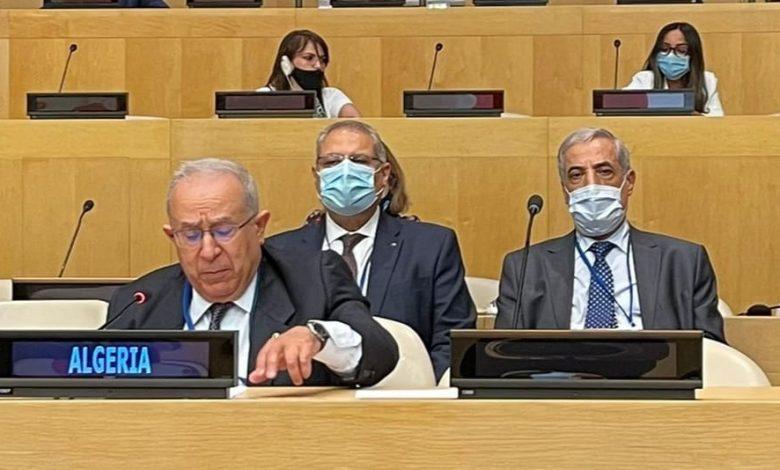 Photo of الأمم المتحدة: تقدير لجهود الجزائر الرامية لتعزيز السلم والأمن في جوارها الإقليمي