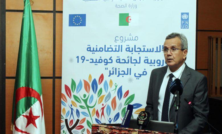 Photo of بن بوزيد: مواجهة جائحة كوفيد-19 تستدعي استجابة منسقة لكل القطاعات