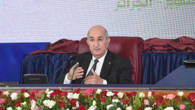 Photo of Président de la république: L'Algérie a réalisé son équilibre financier grâce aux réformes structurelles en matière d'importation