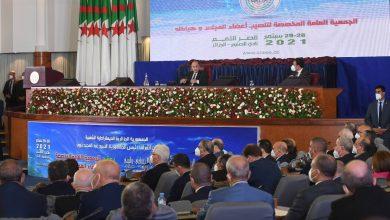 Photo of Président de la république: Les fonds circulant sur le marché parallèle en Algérie estimés à 90 milliards USD