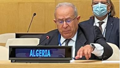 Photo of لعمامرة يجدّد دعم الجزائر لليبيا واستمرارها في الدفاع عن القضية الفلسطينية