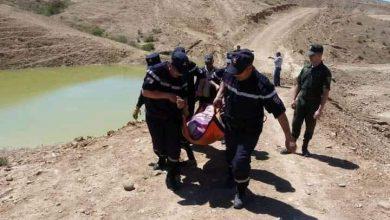 Photo of بسكرة :انتشال جثتي طفلين توفيا غرقا بوادي جدي بمليلي