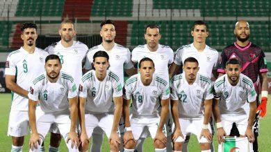 Photo of Classement Fifa : L'Algérie se maintien en 30e position