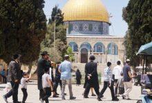 Photo of قوات الاحتلال تعتقل 12 فلسطينيا في الضفة ومستوطنون يقتحمون الأقصى