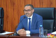 Photo of وزير الرياضة يُشدد على ضرورة إعادة بعث الحركة الشبانية والرياضية على المستوى الوطني