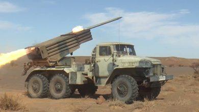"Photo of الجيش الصحراوي يقصف قاعدة عسكرية مغربية بقطاع ""أوسرد """