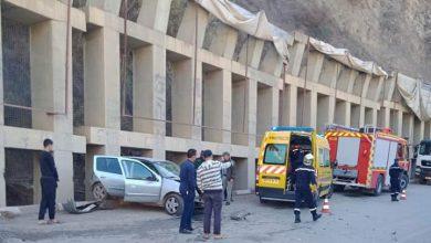 Photo of Accidents de la route: 33 morts et 1.408 blessés en une semaine