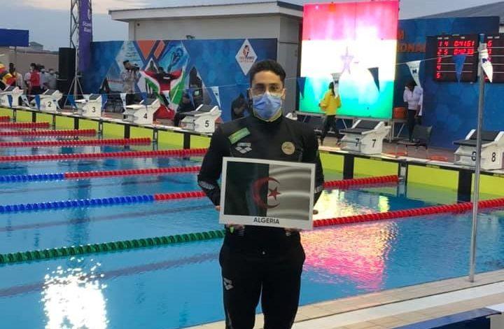 Photo of بطولة افريقيا المفتوحة للسباحة: الجزائر تحرز أربع ميداليات في اليوم الأول