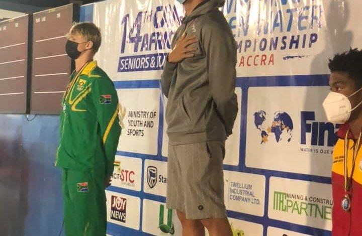 Photo of ذهبية وبرونزية للجزائر في بطولة افريقيا المفتوحة للسباحة